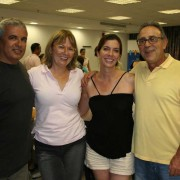 Takket være Hjemme Samman (Babait Beyachad) har de nye immigrantene fra Columbia allerede funnet seg godt til rette i Israel. Foto: Mona Beck
