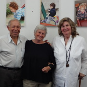 Micha Feldmann og Ruth Bar-On