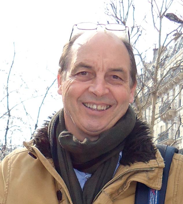 Øyvind Bernatek Styrets Leder