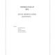 HJH Årsrapport 2001
