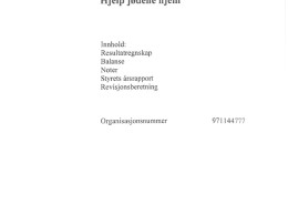 Årsrapport og årsregnskap for 2012
