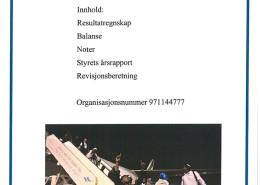 Årsrapport og årsregnskap for 2014